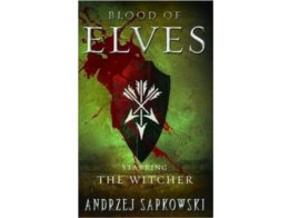 The Witcher: Blood of Elves (ING) Libro