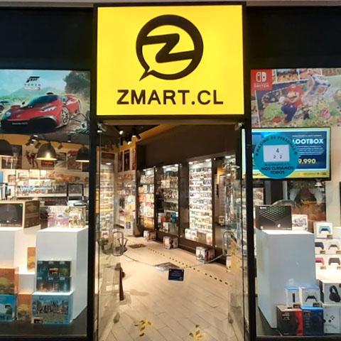 Zmart - Mall Marina Arauco Oriente