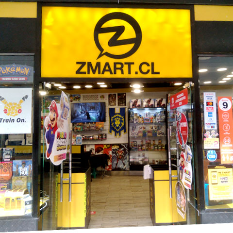 Zmart - Mall Plaza Iquique