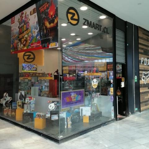 Zmart - Mall Plaza Vespucio