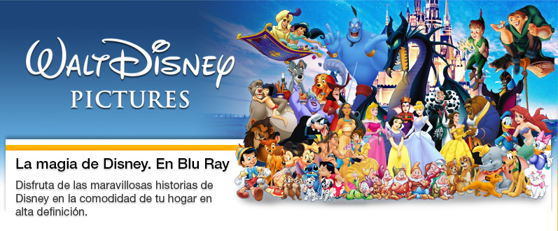 Zmart.cl - Disney Blu-ray