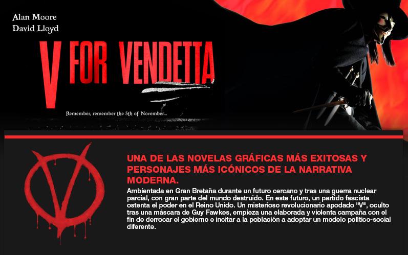 Zmart.cl - V for Vendetta