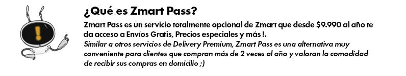 Zmart.cl - ZMART PASS Ofertas Especiales