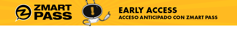 Zmart.cl - ZMART PASS Early Access